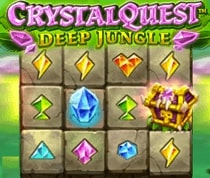 Crystal Quest : DEEP JUNGLE