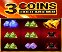 3 Coins: hold and win