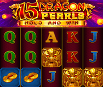 15 Dragon Pearls: Hold and Win
